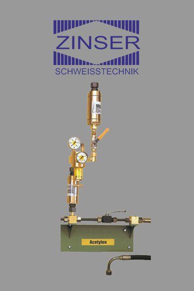 مانومتر سانترال گاز
