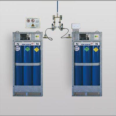 سیستم توزیع گاز ( پالت )